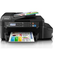爱普生(EPSON) L655墨仓式多功能一体机(打印 复印 扫描 传真(L655))