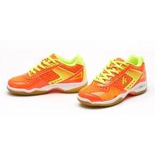 川崎KAWASAKi儿童羽毛球鞋正品透气防滑运动鞋