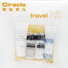 韩国Ciracle稀拉克儿旅行四件套滋养美肤套装护肤补水保湿洁面爽肤水乳霜