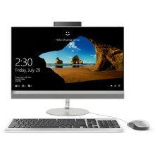 联想(Lenovo)AIO 520  21.5英寸致美一体机 升级版(酷睿第8代cup i3-8100 4G 1T 集显 WIFI 蓝牙 win10)升级版!