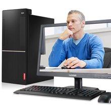 联想(Lenovo)扬天T4900d 台式电脑 (I3-7100 4G 500G DVD 集成显卡 正版系统) +21.5英寸液晶显示器 酷睿新i3第7代cpu、商用家用经典!