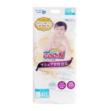 日本大王GOO.N棉花糖系列纸尿裤(L40片)