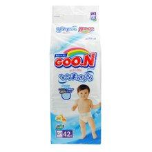 日本大王GOO.N维E系列 纸尿裤(XL42片)
