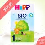 HIPP喜宝有机奶粉1段(0-6个月)