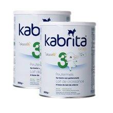 【2罐装】荷兰佳贝艾特 Kabrita羊奶粉 3段 800g(1岁以上)