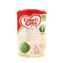 英国牛栏Cow&Gate奶粉1段900g(0-12个月)