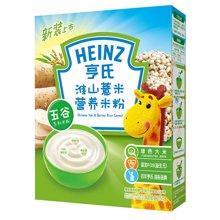 亨氏淮山薏米营养米粉(225g)