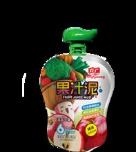 方广清香苹果果汁泥103g婴儿果泥 宝宝果泥