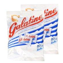 【2盒装】【意大利】galatine佳乐定儿童牛奶片125g 原味