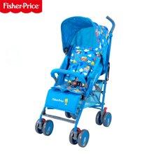 费雪H160折叠伞车避震四轮手推车 便携可躺可坐儿童婴儿车 费雪婴儿手推车