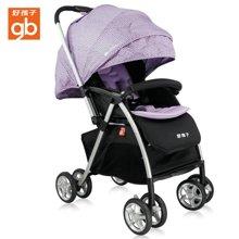 好孩子宽舒版蜂鸟婴儿推车 轻便携折叠童车可躺可坐婴儿推车(C826-N009GG)