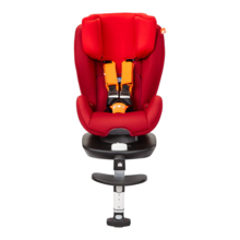Goodbaby/好孩子 高速儿童安全座椅GBES宝宝汽车座isofix硬链接(9个月-7岁) CS889