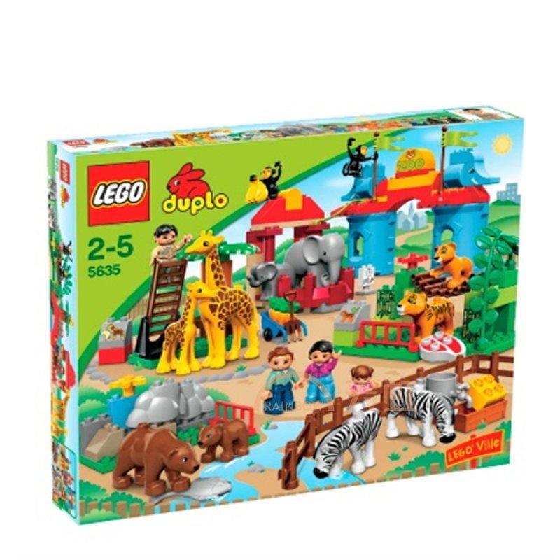 乐高城市动物园(l5635)