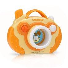 贝恩施 美国加菲猫卡通形象正版授权 儿童相机玩具