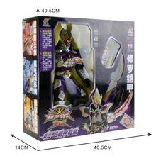 佳奇铠甲勇士-修罗铠甲套装 儿童电动玩具机器人 遥控版5112195BLX