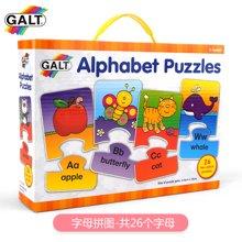 英国GALT/学玩系列-字母拼图