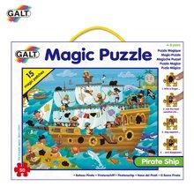英国GALT/魔法拼图-海盗船