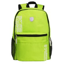 孔子书包小学生书包 中学生书包 儿童书包男女可选 双肩涤纶背包A304升级版