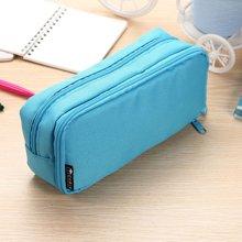 上品汇RZ超大容量多功能笔袋韩版创意简约中学生办公男女笔袋