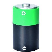 上品汇创意电池卷笔刀 小学生集屑环保干净省力卷笔器