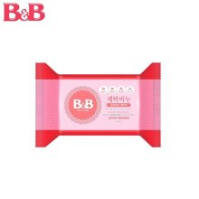 韩国保宁B&B 婴儿洗衣香皂 宝宝洗衣皂斑点去除专用 迷迭香