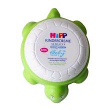 【德国】喜宝Hipp小乌龟有机杏仁油面霜宝宝儿童保湿润肤乳100ml