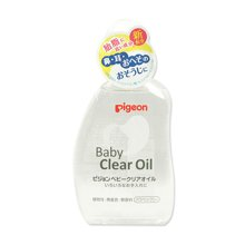 日本pigeon 贝亲 婴儿润肤油 按摩油抚触油(80ml)