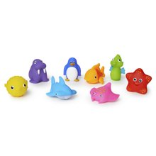 Munchkin/满趣健  海洋动物喷水玩具 - 8只装