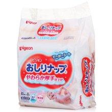 日本pigeon 贝亲 婴儿柔湿巾(80片*3包)