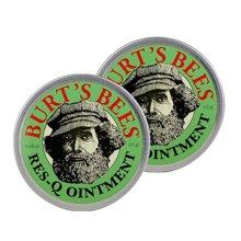 【2盒装】【美国】Burts Bees小蜜蜂 神奇万用紫草膏15g(盒精装)
