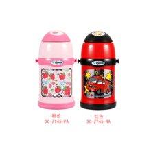 【香港直邮】日本象印SC-ZT45儿童保温杯保冷杯450ml*1个(二色可选红色粉色,下单请备注颜色)