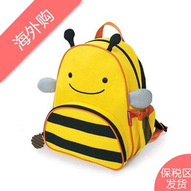 skip hop 动物园系列 幼儿双肩书包 蜜蜂款