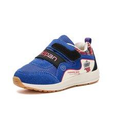 彼得潘宝宝学步鞋男童鞋秋季新款1-2-3岁软底透气儿童机能鞋P1052