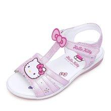 HELLO KITTY童鞋女童凉鞋夏款露趾凉鞋公主鞋沙滩鞋K7625815