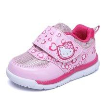 HELLO KITTY童鞋女童四季透气款运动鞋休闲鞋K7512810