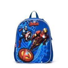 camkids男童书包中小童发光儿童绿巨人钢铁侠背包