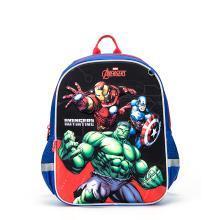 camkids男童中小学生书包发光儿童漫威双肩包背包