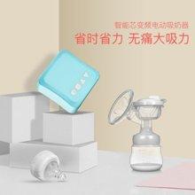 紫莓兔ZIMEITU 电动吸奶器 吸力大孕产妇挤奶器催乳器催奶器按摩