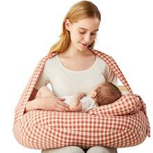 乐孕哺乳枕头抱宝宝哺乳枕喂奶枕孕妇枕婴儿护腰哺乳垫神器新生儿