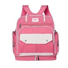 乐孕妈咪包母婴包多功能大容量双肩外出婴儿时尚妈妈背包手提轻便