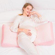 乐孕孕妇枕垫多功能孕妇枕头护腰枕侧睡枕托腹抱枕怀孕期睡觉夏季