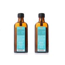 【海外直邮】澳洲Moroccanoil摩洛哥油100ml*2支装(免洗)