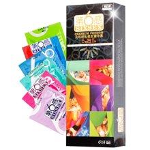 第六感 安全套 超薄超滑避孕套 延时润滑情趣 夫妻性爱 成人用品 第6感六感六合一24片装