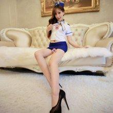 情趣内衣角色扮演性感女警制服套装诱惑 低胸空姐制服