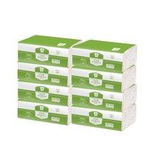 菲尔芙母婴专用竹纤维本色面巾抽纸(8包装)CC004(140mm*190mm,3层/130抽,8包/提)