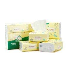 全棉时代(PurCotton)婴儿棉柔巾/抽纸 干湿两用柔巾手帕纸 11*20cm 100抽*6包