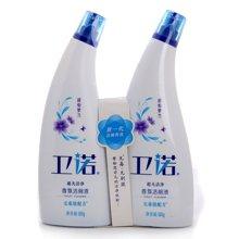 蓝月亮卫诺香氛洁厕液(清怡罗兰)(500g+500g)