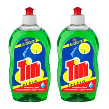 【2瓶装】【德国】Rosch Tin洗洁精洗碗精500ml