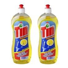【2瓶装】【德国】Rosch鲜柠檬洗洁精750ml