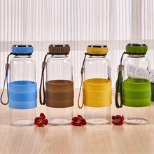 爱自由便携随手杯创意南瓜玻璃杯